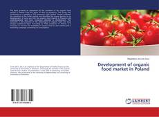 Bookcover of Development of organic food market in Poland