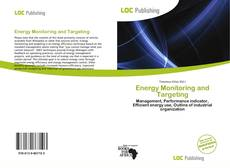Bookcover of Energy Monitoring and Targeting