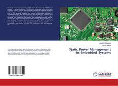 Capa do livro de Static Power Management in Embedded Systems