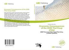 Portada del libro de Economic Consequences of the 2006 Thai Coup d'état