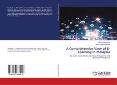 Bookcover of A Comprehensive View of E-Learning in Malaysia