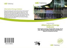 Alternative Energy Indexes的封面