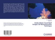 Bookcover of Under Water Coral Reef Images 3D Reconstruction Technique