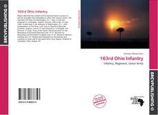 Buchcover von 163rd Ohio Infantry