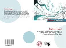 Mohsin Naqvi kitap kapağı