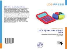 Copertina di 2009 Fijian Constitutional Crisis