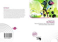Capa do livro de DJ Reach