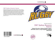Bookcover of 2007 Sydney Roosters Season