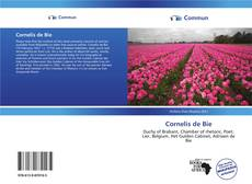 Buchcover von Cornelis de Bie