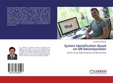 Обложка System Identification Based on QR Decomposition