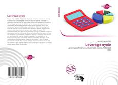 Portada del libro de Leverage cycle
