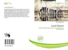 Bookcover of Land Glacier