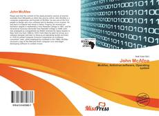 Copertina di John McAfee