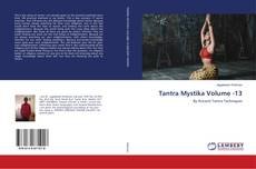 Bookcover of Tantra Mystika Volume -13