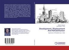 Buchcover von Development, Displacement And Rehabilitation