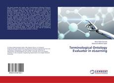 Capa do livro de Terminological Ontology Evaluator in eLearning