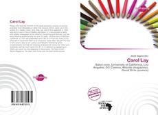 Buchcover von Carol Lay