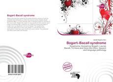 Borítókép a  Bogart–Bacall syndrome - hoz