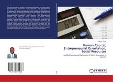 Buchcover von Human Capital, Entrepreneurial Orientation, Social Resources