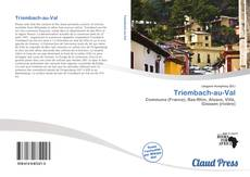Bookcover of Triembach-au-Val