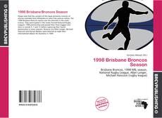 Copertina di 1998 Brisbane Broncos Season