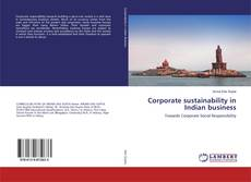 Couverture de Corporate sustainability in Indian business