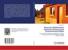 Bookcover of Resource Mobilisation Capacity Among Local Environmental NGOs