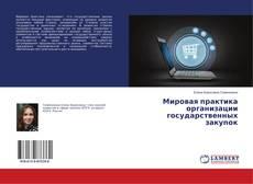 Bookcover of Мировая практика организации государственных закупок