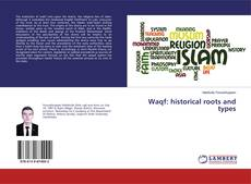 Bookcover of Waqf: historical roots and types
