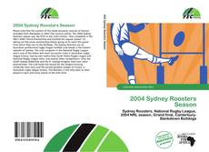 Bookcover of 2004 Sydney Roosters Season
