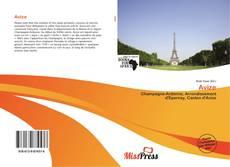 Capa do livro de Avize