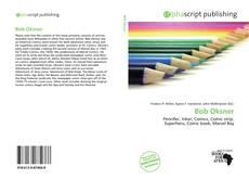 Bookcover of Bob Oksner