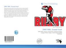 2005 NRL Grand Final kitap kapağı