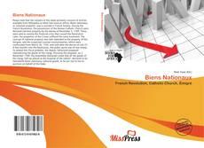 Capa do livro de Biens Nationaux