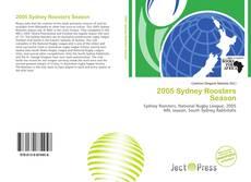 2005 Sydney Roosters Season kitap kapağı
