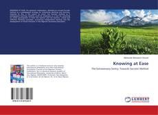 Knowing at Ease kitap kapağı