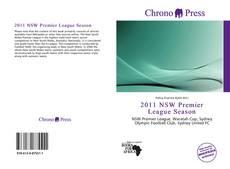 Bookcover of 2011 NSW Premier League Season