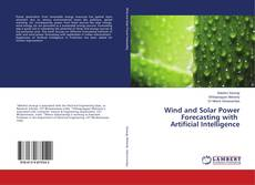 Wind and Solar Power Forecasting with Artificial Intelligence的封面