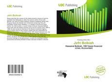 Bookcover of Jefri Bolkiah