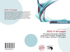 Bookcover of 2010–11 W-League