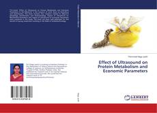 Bookcover of Effect of Ultrasound on Protein Metabolism and Economic Parameters