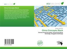 Bookcover of China Concepts Stock
