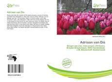 Capa do livro de Adriaan van Dis
