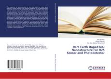 Portada del libro de Rare Earth Doped NiO Nanostructure For H2S Sensor and Photodetector