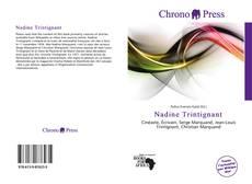 Copertina di Nadine Trintignant