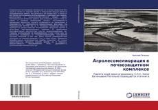 Bookcover of Агролесомелиорация в почвозащитном комплексе