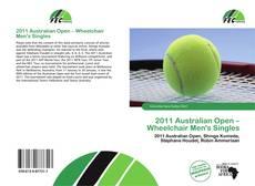 Bookcover of 2011 Australian Open – Wheelchair Men's Singles