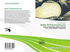 Copertina di Battle Of Rakshasbhuvan