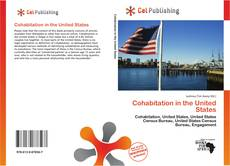 Bookcover of Cohabitation in the United States