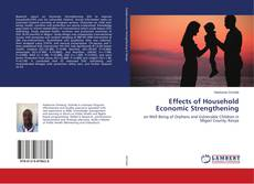 Bookcover of Effects of Household Economic Strengthening